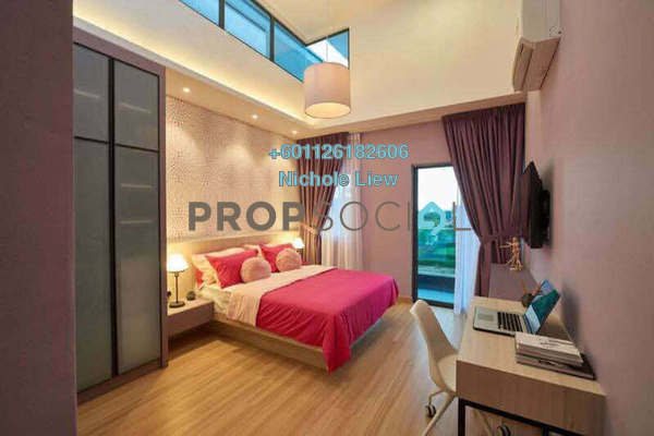 Condominium For Sale in Jalan Equine, Equine Park Freehold Unfurnished 2R/2B 268k