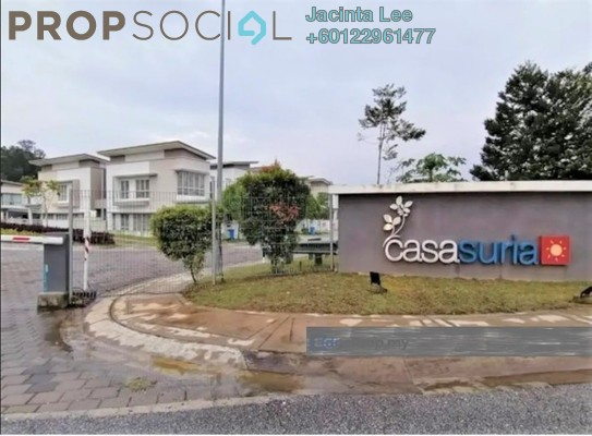 Semi-Detached For Sale in Sunway Alam Suria, Shah Alam Freehold Unfurnished 4R/3B 554k