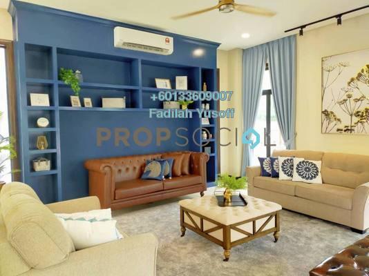 Bungalow For Sale in Danau Suria, Putrajaya Freehold Unfurnished 6R/7B 2.86m