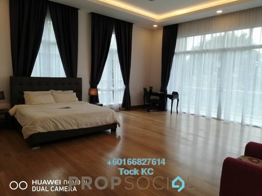 Bungalow For Rent in The Beverly Row, Putrajaya Freehold Semi Furnished 6R/6B 9k