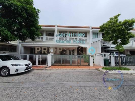 Terrace For Sale in Ariza, Seri Tanjung Pinang Freehold Semi Furnished 5R/5B 1.8m