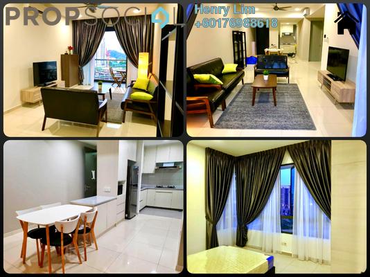 Condominium For Rent in Infiniti3 Residences, Wangsa Maju Freehold Fully Furnished 3R/2B 2.7k