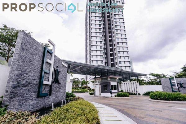 Serviced Residence For Sale in Epic, Johor Bahru Freehold Semi Furnished 3R/2B 365k