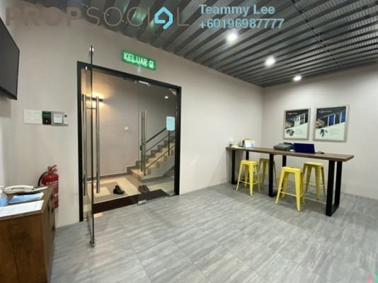 Office For Rent in 1st Residence @ Taman Tawas Jaya, Ipoh Freehold Fully Furnished 3R/2B 4.2k