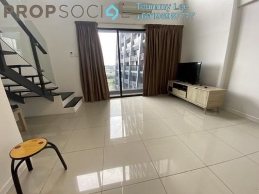 Condominium For Rent in Rhythm Avenue, UEP Subang Jaya Freehold Fully Furnished 3R/2B 2.3k