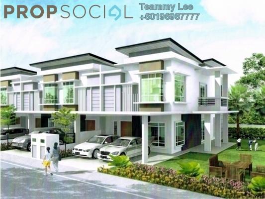 Terrace For Sale in New Haven @ Presint 18, Putrajaya Freehold Unfurnished 4R/3B 567k