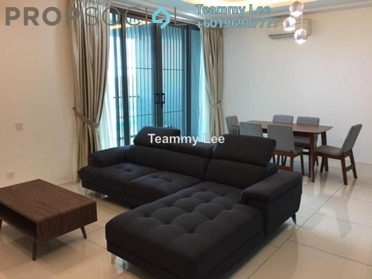 Condominium For Sale in The Treez, Bukit Jalil Freehold Unfurnished 3R/2B 1.08m
