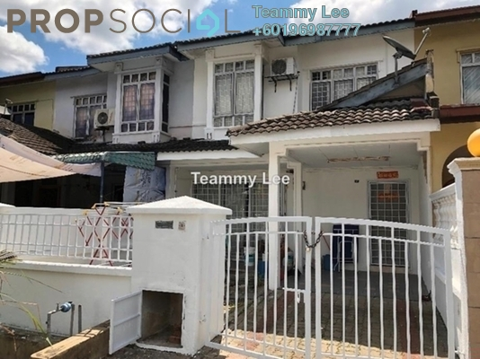 Terrace For Sale in Segar View, Cheras Freehold Unfurnished 3R/3B 580k