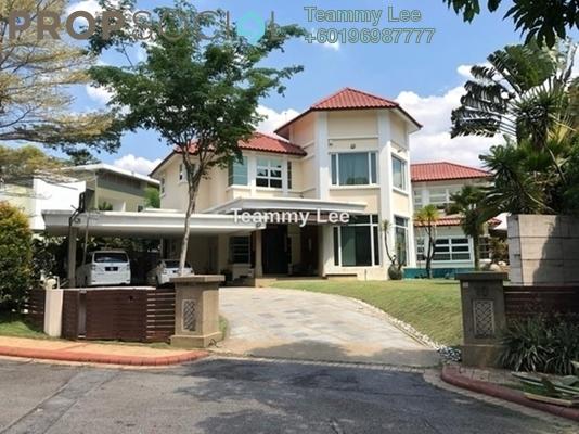 Bungalow For Sale in Bukit Gita Bayu, Seri Kembangan Freehold Unfurnished 8R/7B 5.8m