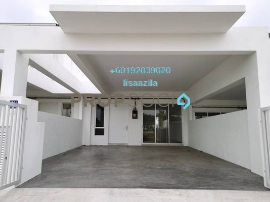 Terrace For Sale in Floria @ Tiara Sendayan, Tiara Sendayan Freehold Unfurnished 4R/3B 450k