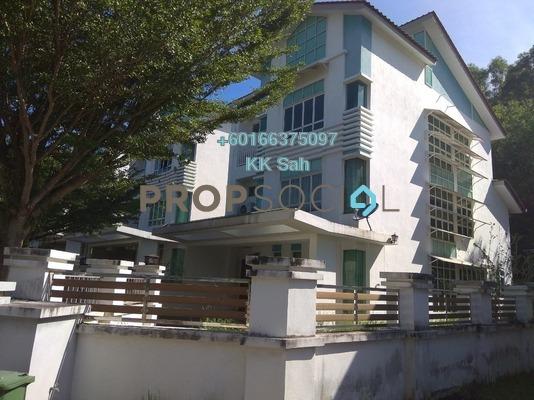 Bungalow For Sale in Taman Damai Indah, Kajang Freehold Semi Furnished 6R/7B 1.5m