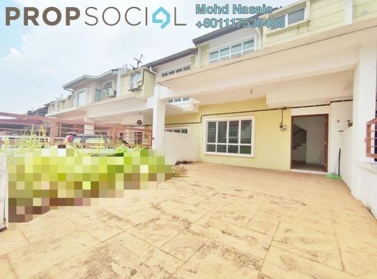 Terrace For Sale in Taman Pelangi Semenyih 2, Semenyih Freehold Unfurnished 4R/3B 419k
