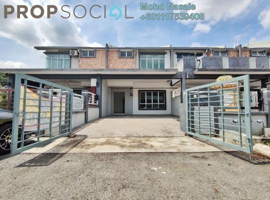 Terrace For Sale in Taman Pelangi Semenyih 2, Semenyih Freehold Unfurnished 4R/3B 460k