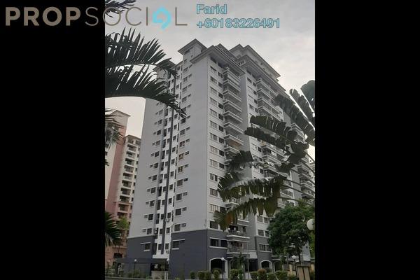 Condominium For Sale in Menara Duta 1, Dutamas Freehold Semi Furnished 3R/2B 530k