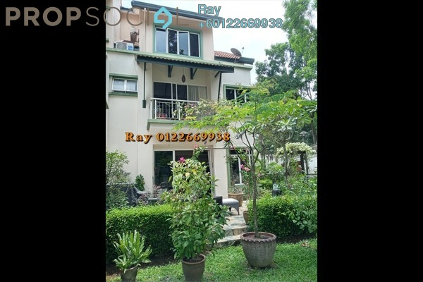 Terrace For Sale in Adora, Desa ParkCity Freehold Semi Furnished 4R/4B 2.48m