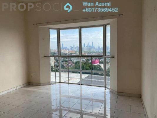 Condominium For Rent in Wangsa Metroview, Wangsa Maju Freehold Semi Furnished 3R/2B 1.4k