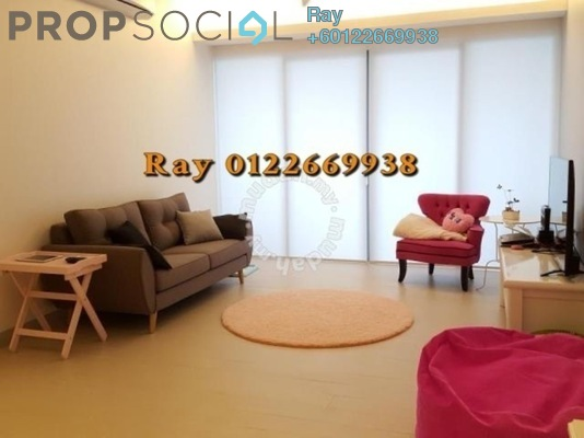 Condominium For Sale in The Westside One, Desa ParkCity Freehold Fully Furnished 1R/1B 890k