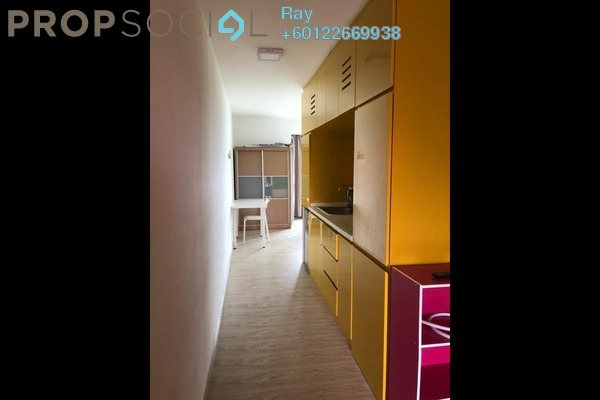 Condominium For Sale in Empire City, Damansara Perdana Freehold Semi Furnished 1R/1B 230k