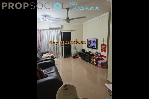 Apartment For Sale in Vista Magna, Kepong Freehold Semi Furnished 3R/2B 328k