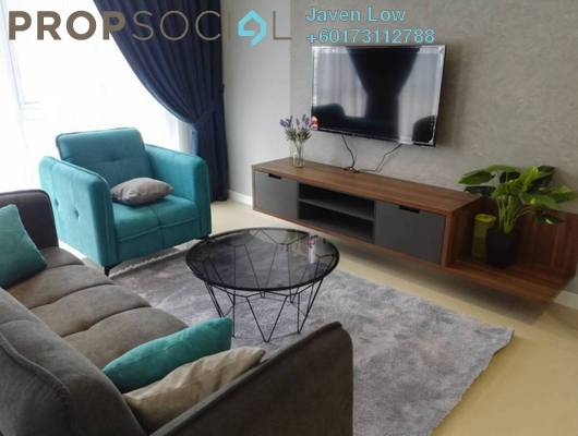 Condominium For Sale in Pavilion Hilltop, Mont Kiara Freehold Fully Furnished 3R/2B 1.28m