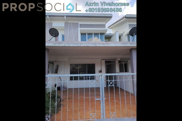 Terrace For Sale in Bandar Tasik Kesuma, Semenyih Freehold Unfurnished 4R/3B 480k
