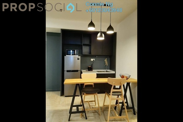SoHo/Studio For Rent in Empire City, Damansara Perdana Freehold Fully Furnished 0R/1B 1.5k