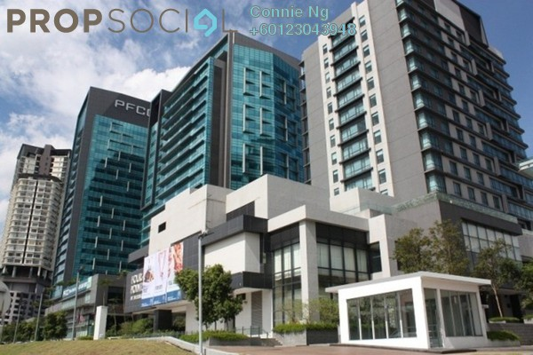 Office For Rent in PFCC, Bandar Puteri Puchong Freehold Unfurnished 0R/0B 49.6k