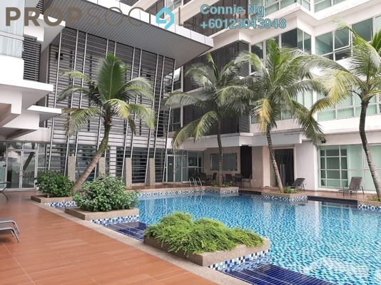 Office For Rent in 8trium, Bandar Sri Damansara Freehold Fully Furnished 2R/0B 2.3k