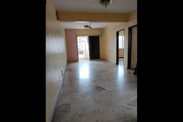 Condominium For Sale in Iris Apartment, Taman Desa Freehold Semi Furnished 2R/2B 218k