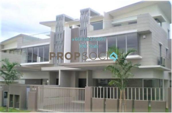 Semi-Detached For Sale in Eastpark 72, Bandar Mahkota Cheras Freehold Unfurnished 6R/6B 1.5m