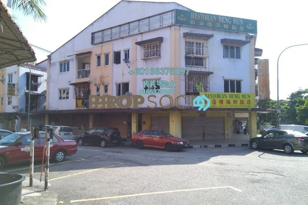 Apartment For Sale in Taman Suntex, Batu 9 Cheras Freehold Semi Furnished 3R/2B 245k