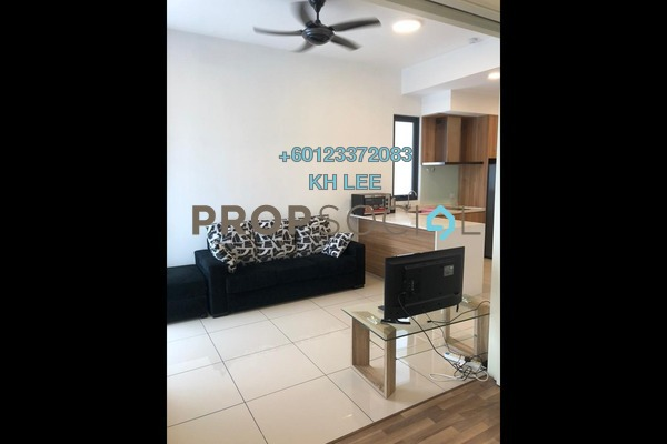 Serviced Residence For Rent in Sunway GeoSense, Bandar Sunway Freehold Fully Furnished 1R/1B 2.5k