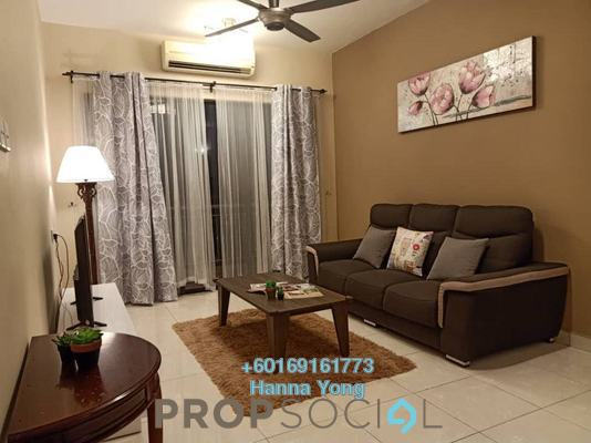 Condominium For Rent in Casa Indah 1, Tropicana Freehold Fully Furnished 3R/3B 2.3k