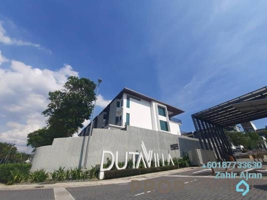 Terrace For Sale in Duta Villa, Setia Alam Freehold Semi Furnished 5R/6B 2.75m