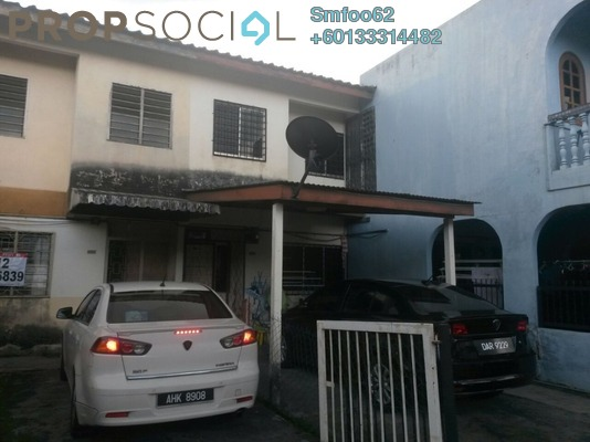 Terrace For Sale in Taman Permata, Wangsa Maju Freehold Unfurnished 2R/2B 430k