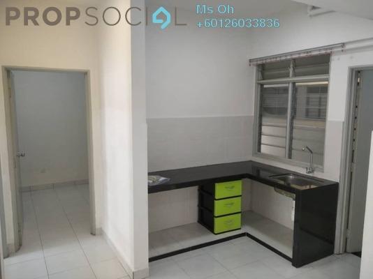 Condominium For Sale in Main Place Residence, UEP Subang Jaya Freehold Semi Furnished 2R/1B 360k