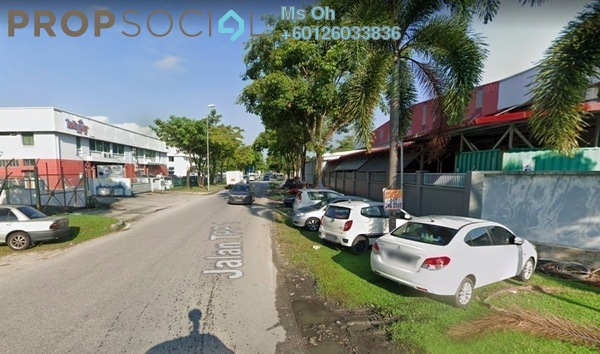 Factory For Sale in Taman Perindustrian Puchong, Puchong Freehold Unfurnished 0R/0B 6.2m