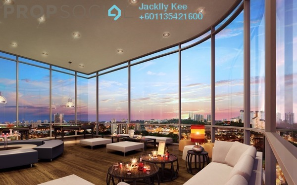 Condominium For Sale in Vivo Residential @ 9 Seputeh, Old Klang Road Freehold Semi Furnished 3R/2B 820k