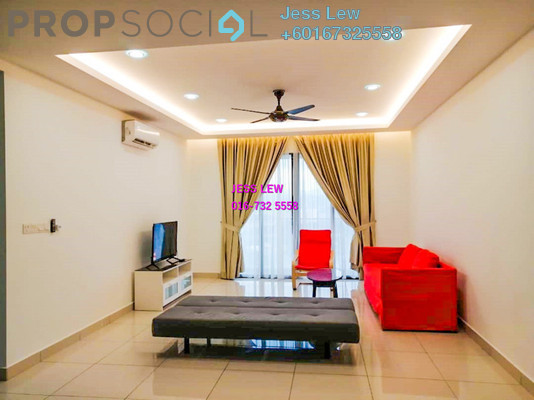 Serviced Residence For Sale in You Residences @ You City, Batu 9 Cheras Freehold Fully Furnished 3R/3B 655k