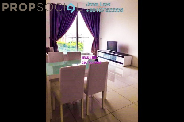 Condominium For Sale in M Suites, Ampang Hilir Freehold Fully Furnished 1R/1B 780k