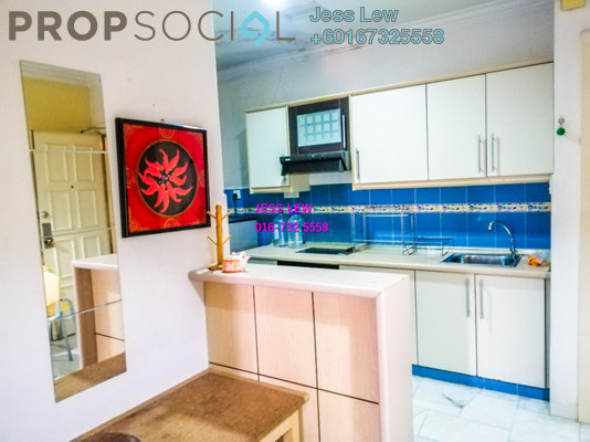 Condominium For Sale in D-Villa Residence, Ampang Hilir Freehold Fully Furnished 1R/1B 428k