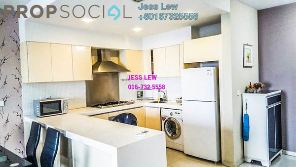 Condominium For Sale in myHabitat, KLCC Freehold Fully Furnished 2R/1B 1.14m