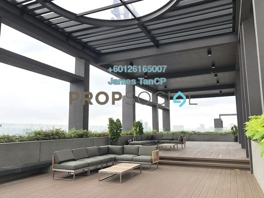 Condominium For Sale in D'Latour, Bandar Sunway Freehold Semi Furnished 3R/2B 630k