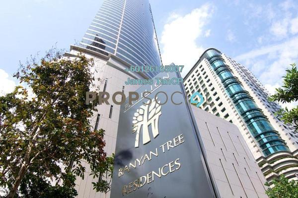 Condominium For Sale in Banyan Tree, KLCC Freehold Fully Furnished 1R/1B 1.7m