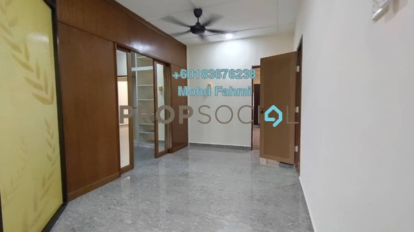 Terrace For Sale in Jalan Tempinis, Bangsar Freehold Semi Furnished 4R/3B 1.67m