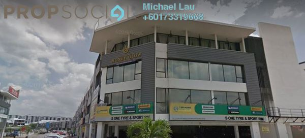 Shop For Rent in Setia Taipan, Setia Alam Freehold Unfurnished 0R/0B 6.39k