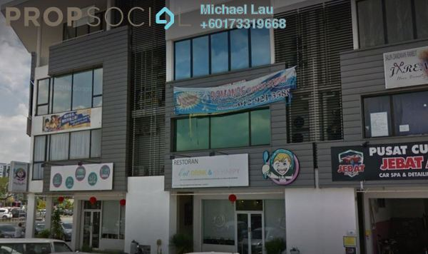 Shop For Rent in Setia Taipan, Setia Alam Freehold Unfurnished 0R/0B 3.19k