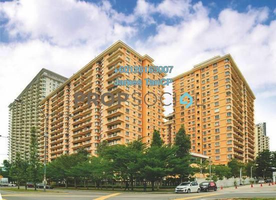 Condominium For Sale in Platinum Hill PV6, Setapak Freehold Semi Furnished 4R/2B 364k