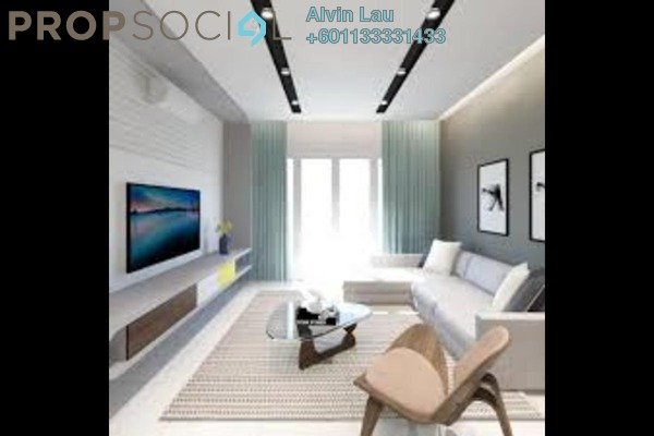 Condominium For Sale in V12 Sovo, Shah Alam Freehold Semi Furnished 1R/1B 268k