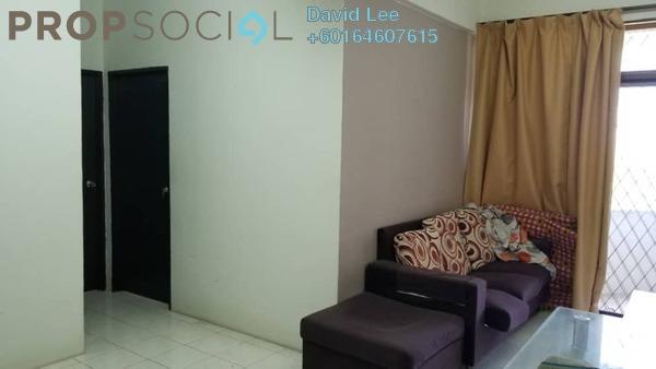 Apartment For Sale in Desa Permai Indah, Sungai Dua Freehold Semi Furnished 3R/2B 358k